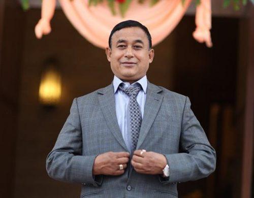 Narayan Krishna Shrestha